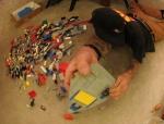 38 Lego Fisheye