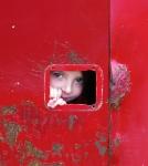 Fire Truck Peep Hole