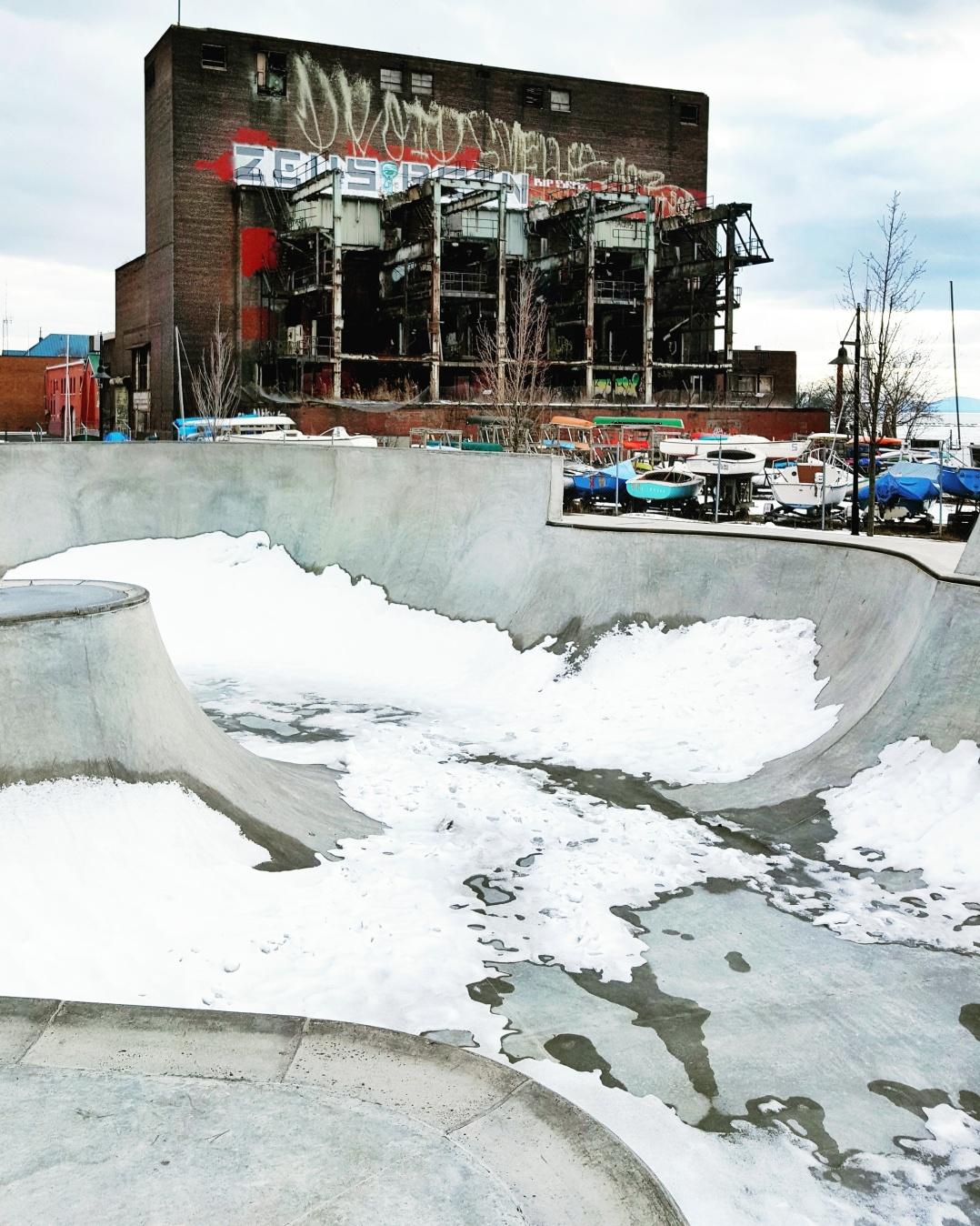 VT Skate Park